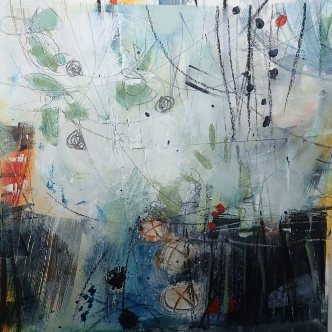 Upstream III (Frances Campbell)