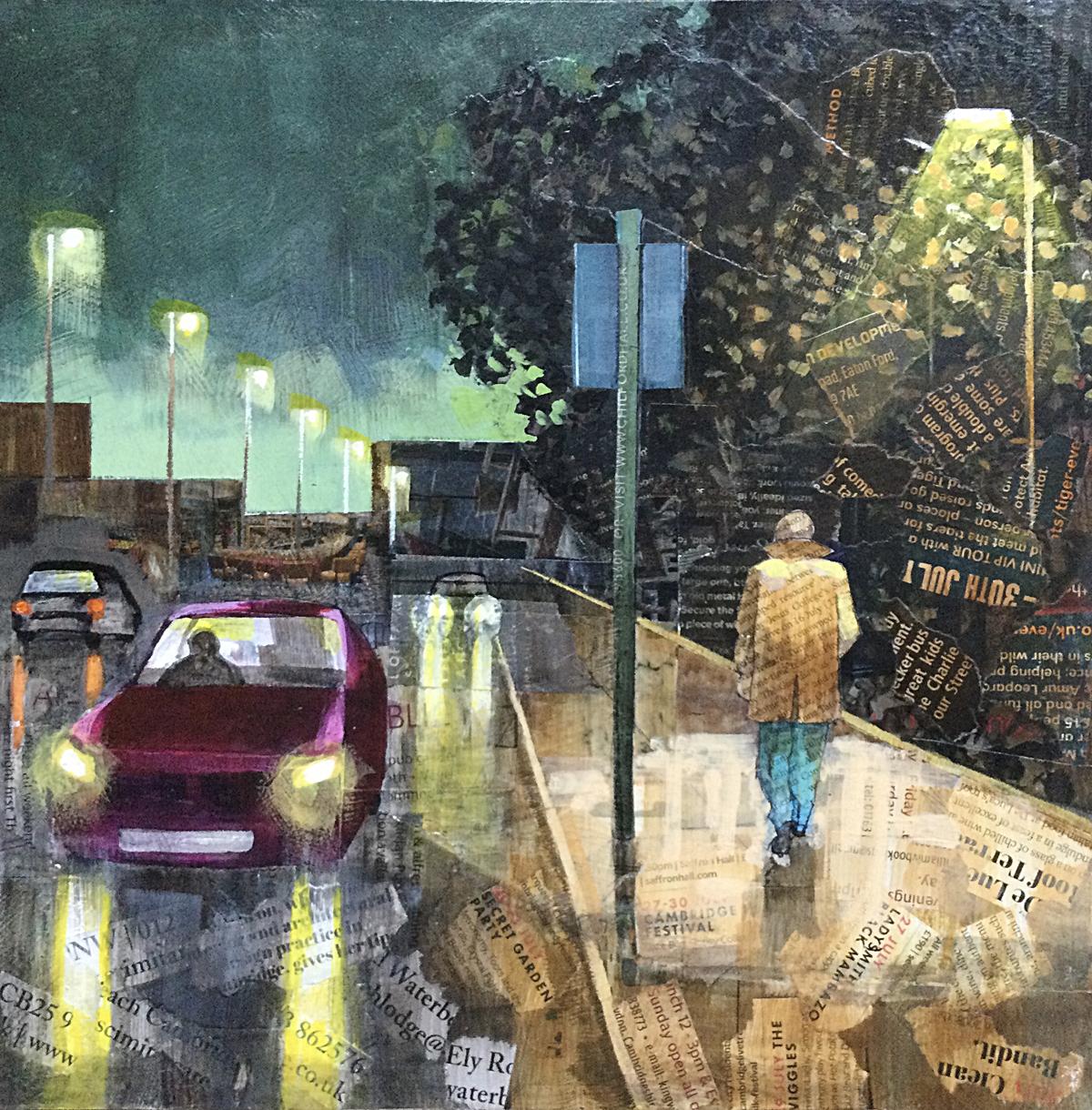 Walking in the Rain (John Tordoff)