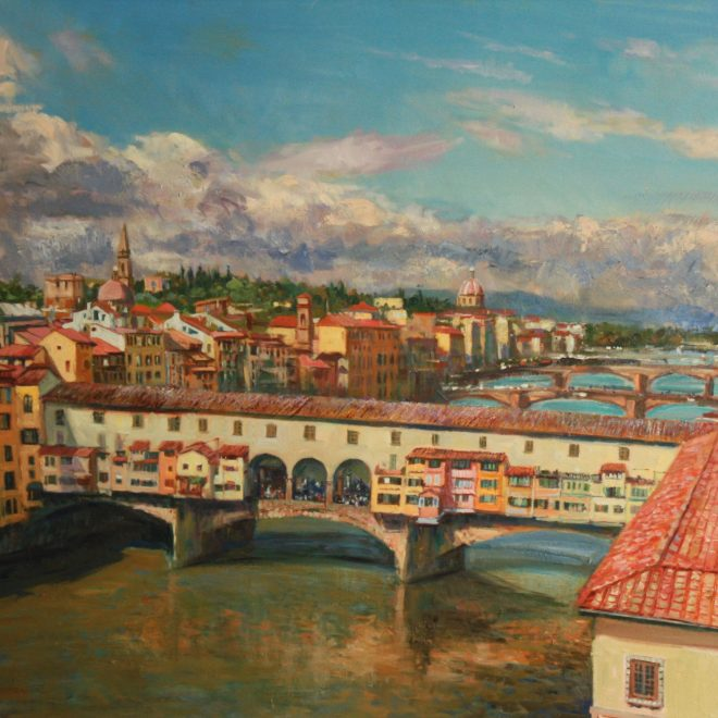 A-View-Over-Florence-(John-Glover)