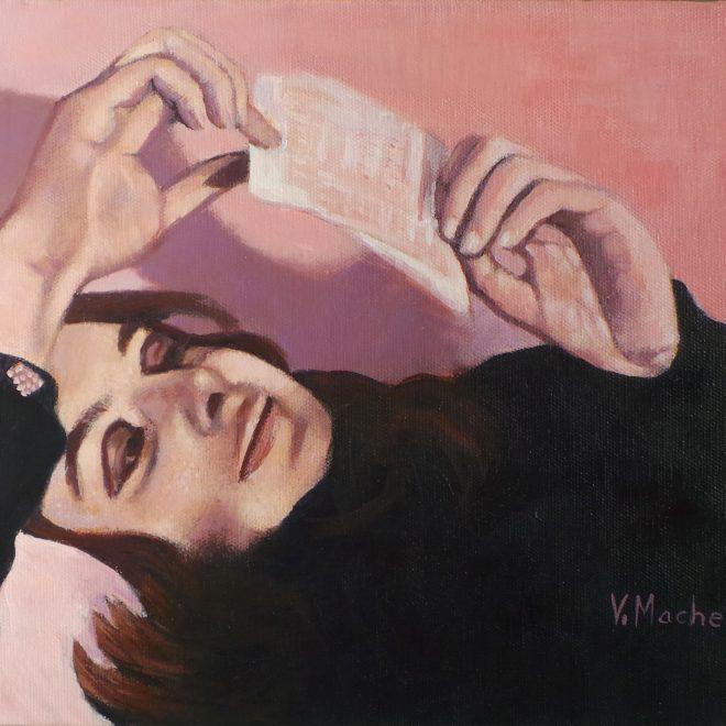All Aglow (Vivienne Machell)