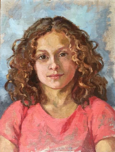 Anastasia (Katherine Firth)