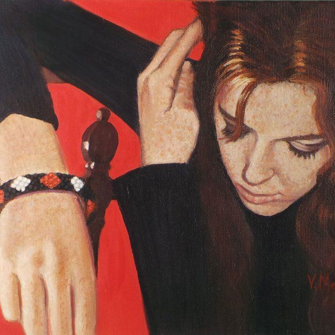 Artists Model (Vivienne Machell)