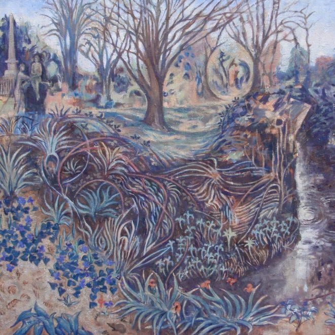 Copperfinch Ninewells (Victoria Parker-Jervis)