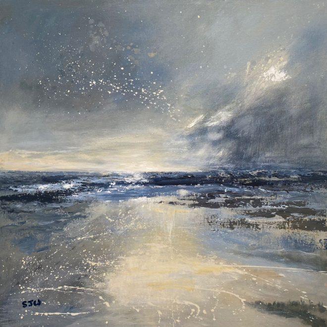 Crossing-the-Beach-(Sue-Walker)