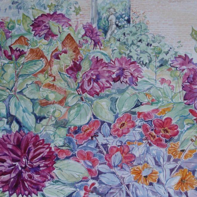 Dahlias Audley End (Victoria Parker-Jervis)