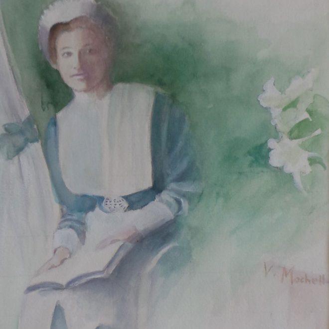 Edwardian Angel (Vivienne Machell)