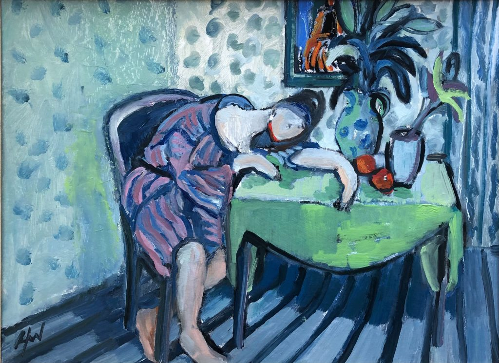 Green-Tablecloth-(Louise-Faure-Walker)