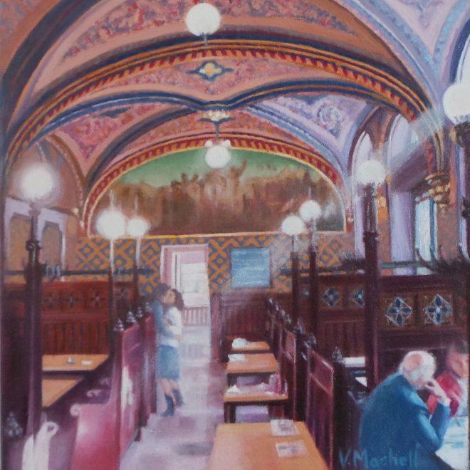 Karpatia Brasserie Budapest (Vivienne Machell)