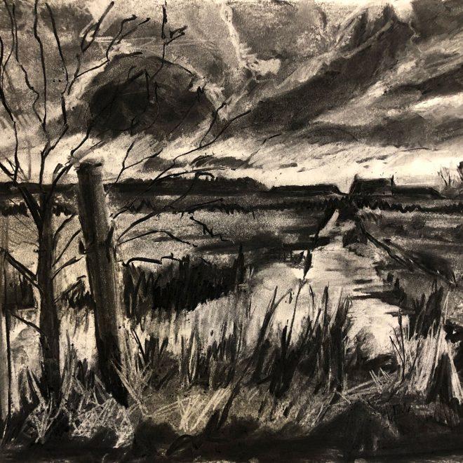 Norfolk-Marsh-(Louise-Faure-Walker)