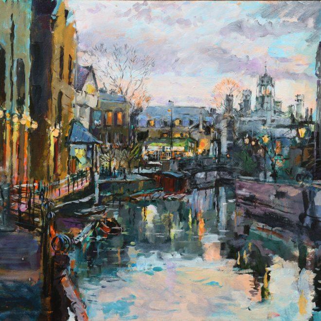 Quayside-Evening-(Richard-Baker)