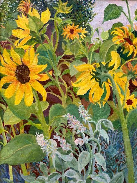 Sunflowers (Joan Jeans)