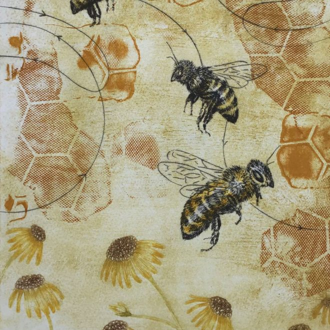 The-Language-of-the-Honey-Bee-(Sherry-Rea)