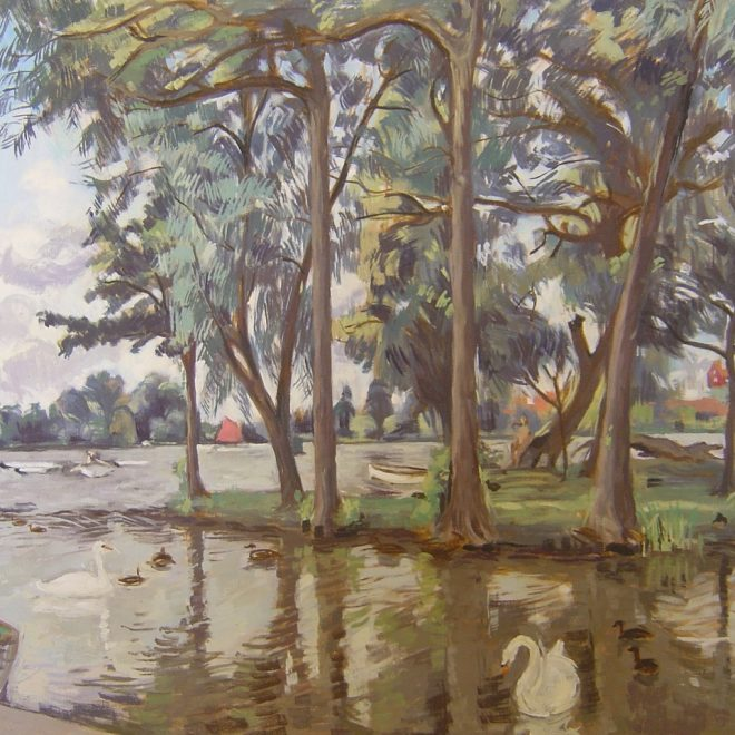 The Meare, Thorpeness (Victoria Parker Jervis)