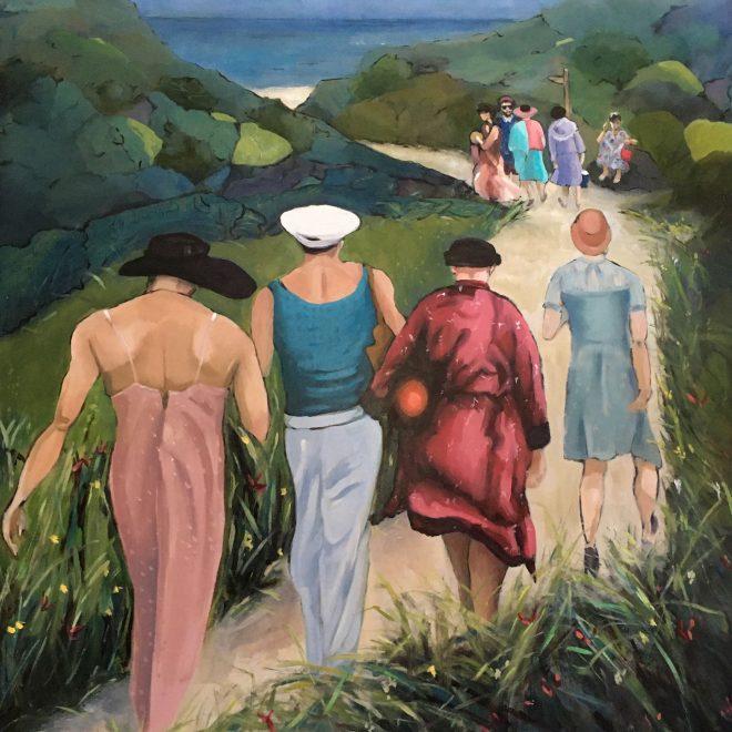 Wax-em Norfolk (Sue Lawley)
